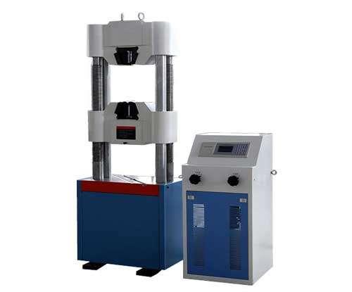 WES-300D电液式(数显)万能试验机
