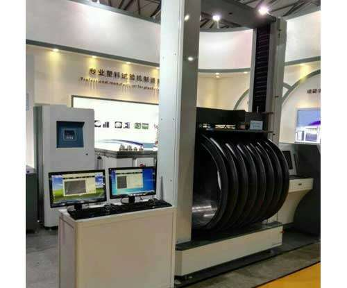UTM4504微机控制管材环刚度试验机