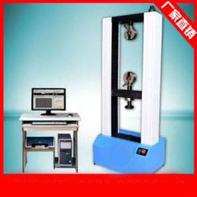 对焊成型砖带网焊点抗拉强度试验机、钢丝绳接头拉脱力检测仪、冲压网拉力延长率